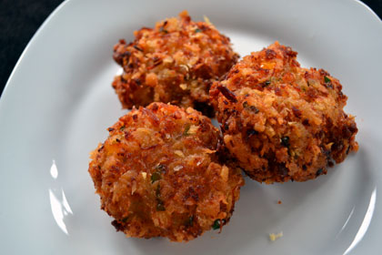 Thai Crab Cakes Thai Recipes