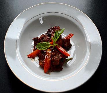 Thai Spiced Beef Thai Recipes